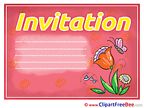 Invitations download Greeting Cards