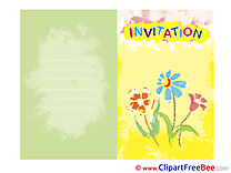 Printable Greeting Cards Invitations