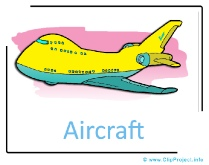 Aircraft Clipart Picture free - Transportation Pictures free
