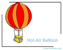 Hot-Air Balloon Clipart Picture free - Transportation Pictures free