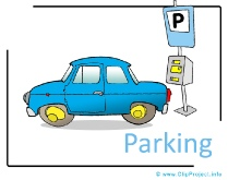 Parking Clipart Picture free - Transportation Pictures free