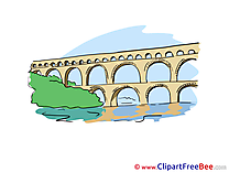 Aqueduct download printable Illustrations