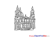Cathedral free Cliparts for download
