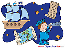 Columbus Discovery Clipart free Image download