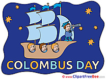 Day of Cristoforo Colombo Pics download Illustration