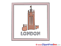 Great Britain London free Cliparts for download