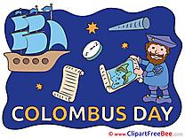 Map Columbus Pics free Illustration