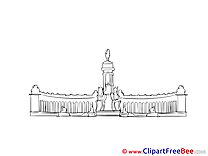 Saint Petersburg Clipart free Illustrations