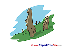 Stonehenge Clip Art download for free