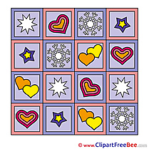 Decoration Hearts Pics Valentine's Day free Image