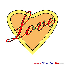 Love Heart Pics Valentine's Day free Image