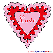 Picture Heart free Illustration Valentine's Day