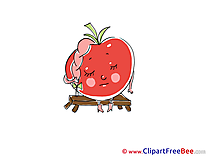 Bench Tomato printable Images for download