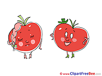 Picture Tomatoes Pics free Illustration