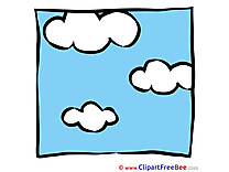 Clouds Sky printable Images for download