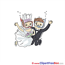 Divers free Cliparts Wedding