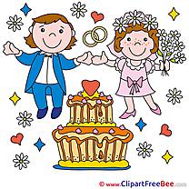 Enamored Cake Pics Wedding free Image