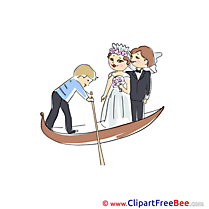 Gondola Italy Wedding free Images download