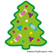 Fir Tree Clip Art Winter