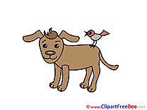 Bird Dog Clip Art download for free