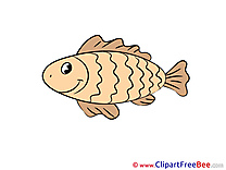 Printable Fish Images for download